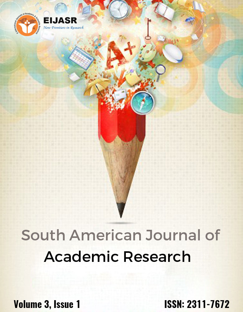 International journal of academic research