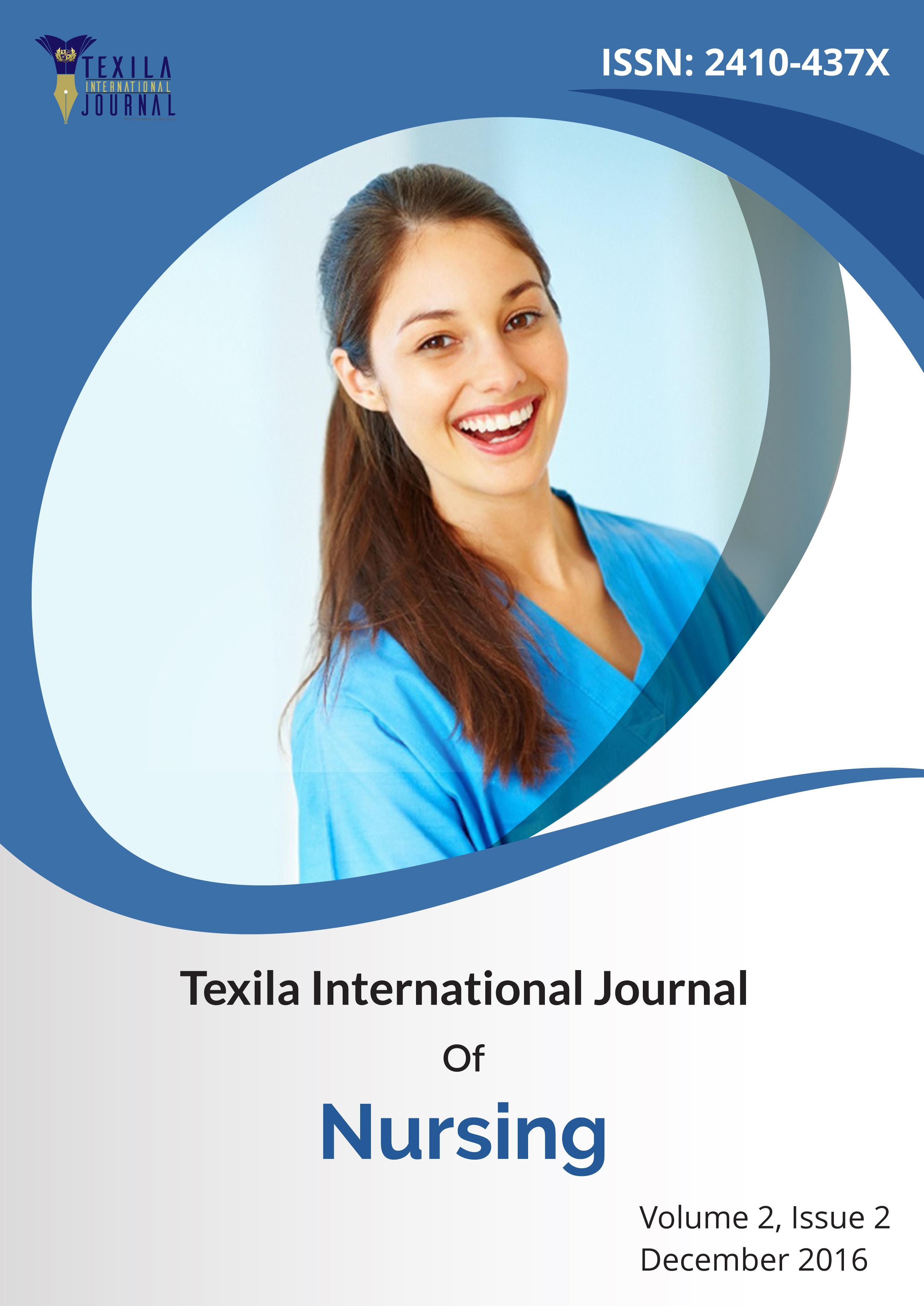 International journal of nursing|Texila Journal