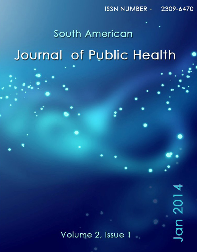 International journal of public health|Texila Journal