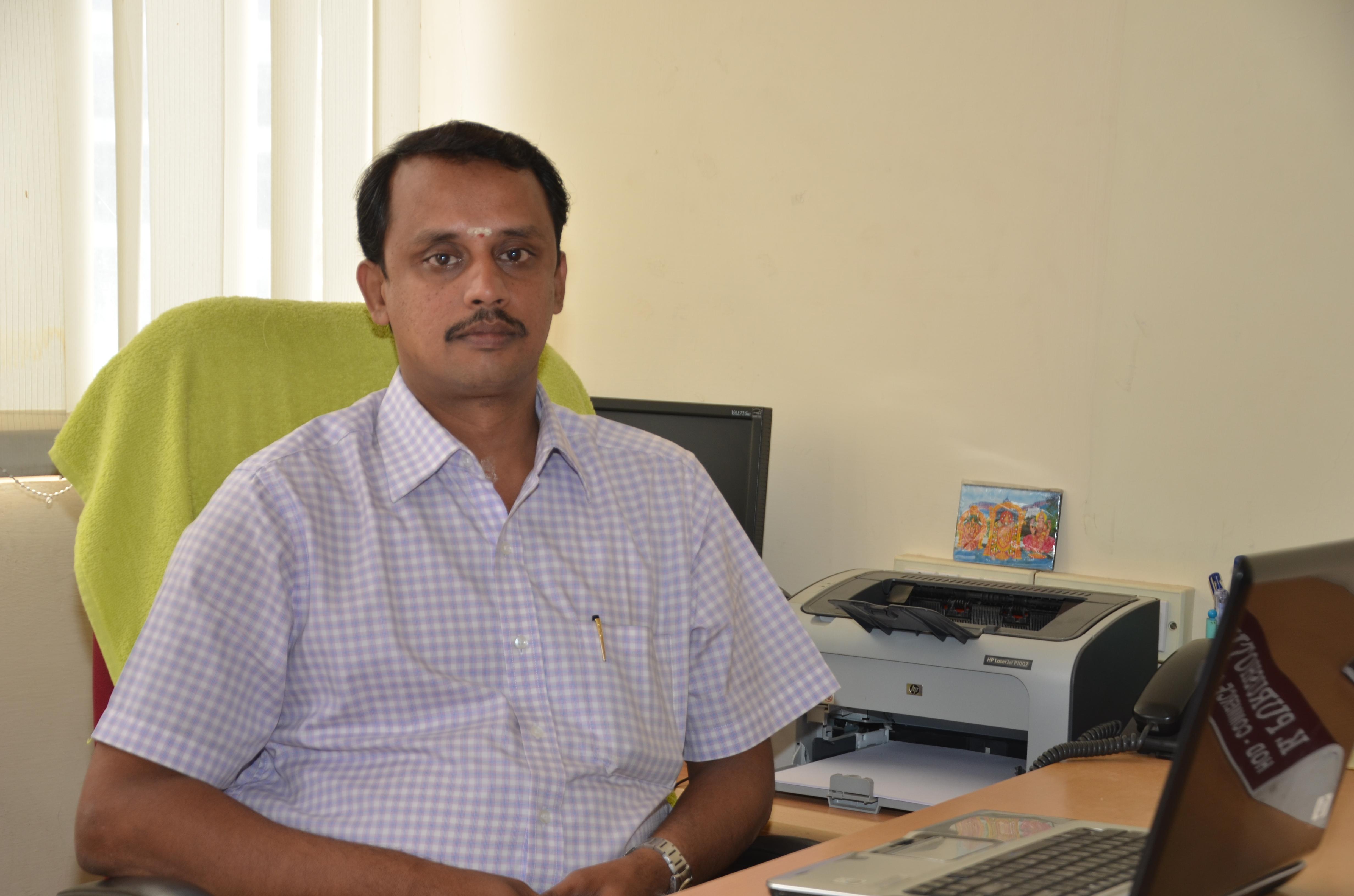 Dr.K. Purushohthaman