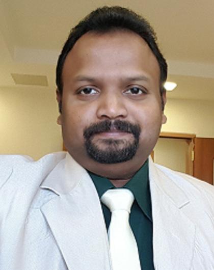 Dr. Jinu K Rajan