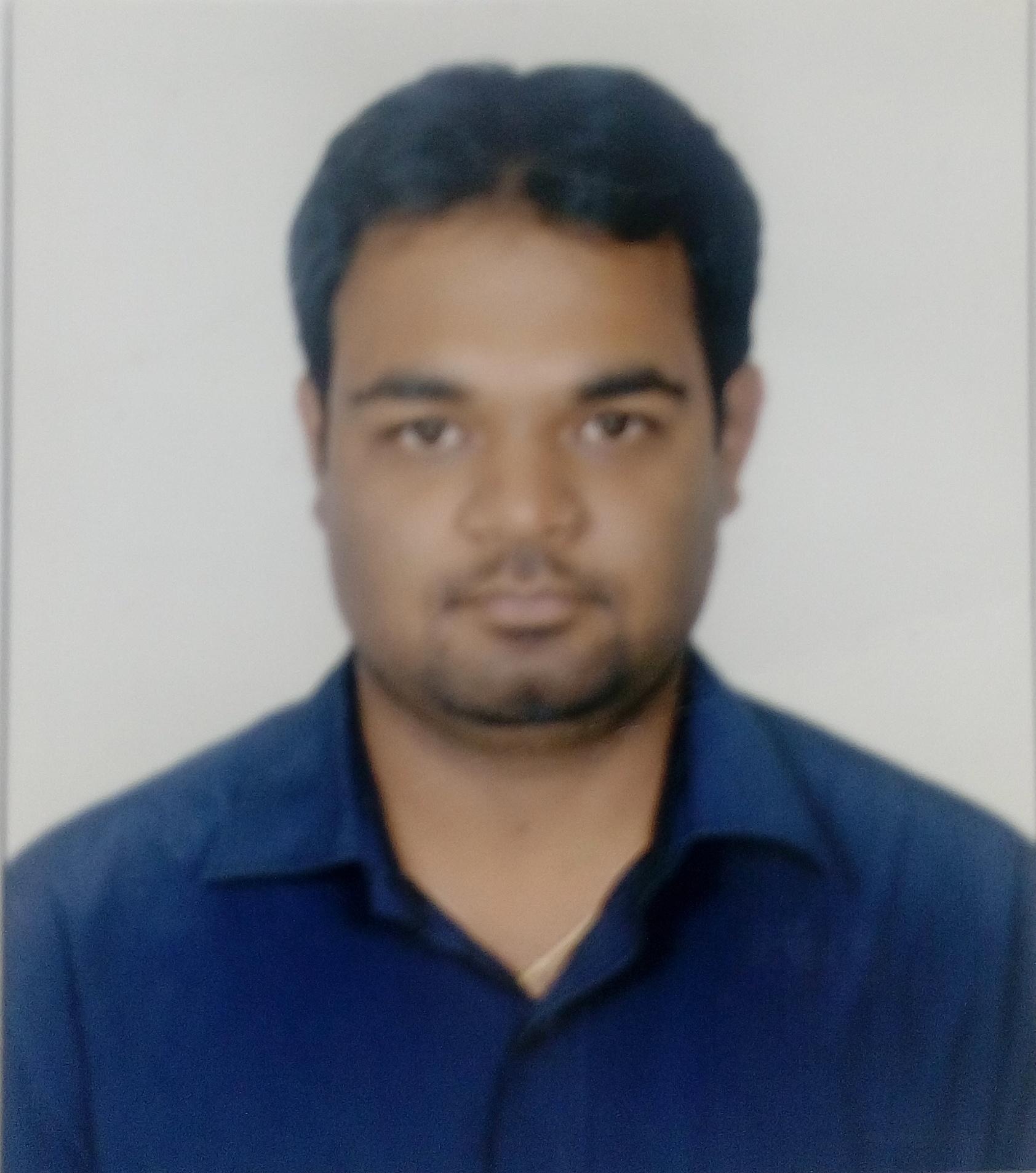 Dr Sandeep T