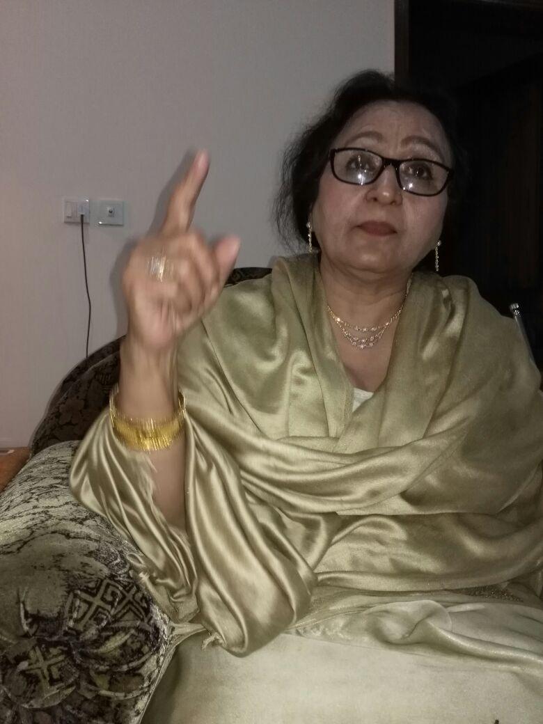 Waheeda Khan