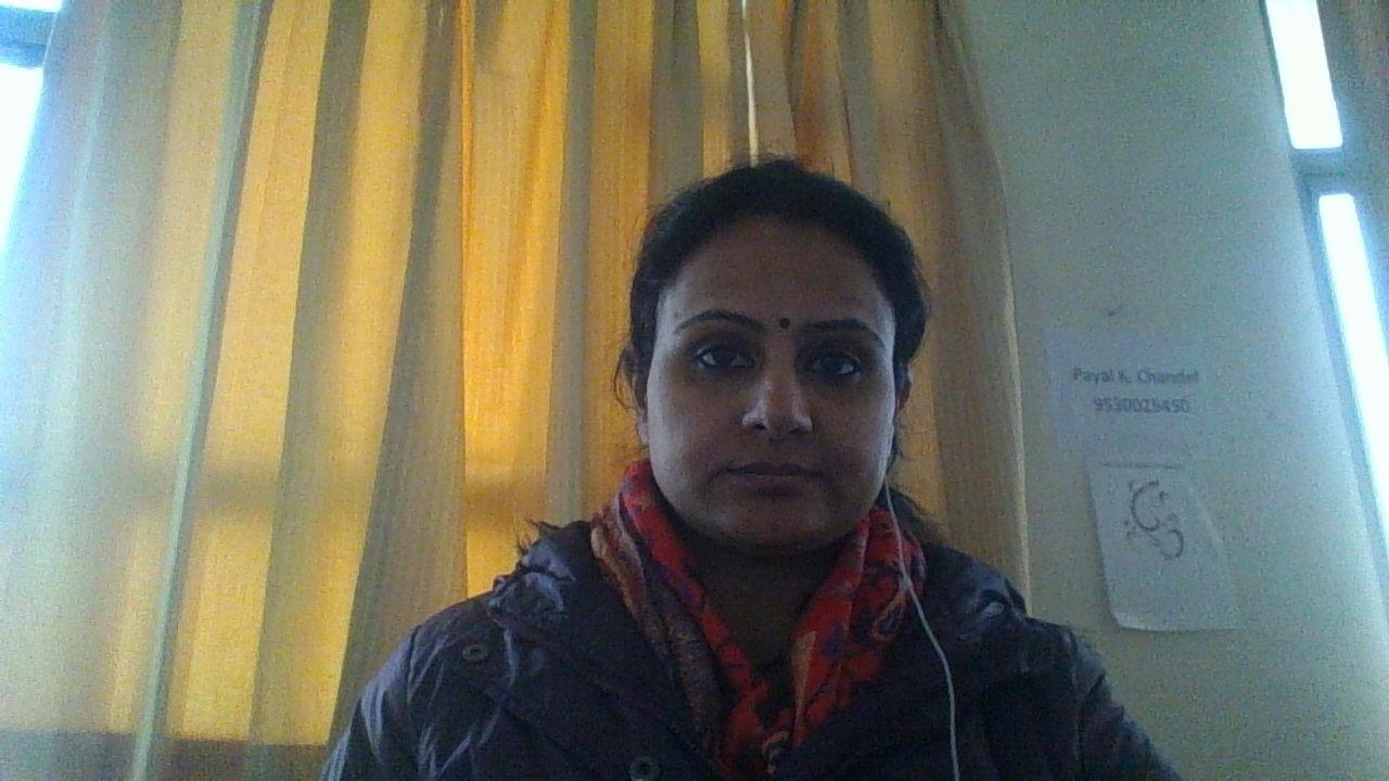 Dr. Payal Kanwar Chandel